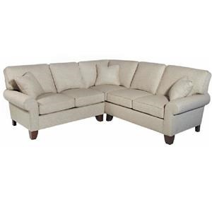 Hallagan Furniture Madison Madison Customizable Sectional
