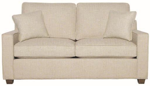 Hallagan Furniture Madison Loveseat - Item Number: 74-LS