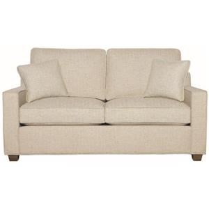 Hallagan Furniture Madison Loveseat