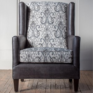 Customizable Wing Chair