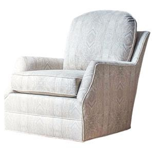 Customizable Swivel Glider Rocker Accent Cha