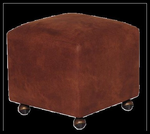 Accent Ottomans Customizable Ottoman at Bennett's Furniture and Mattresses