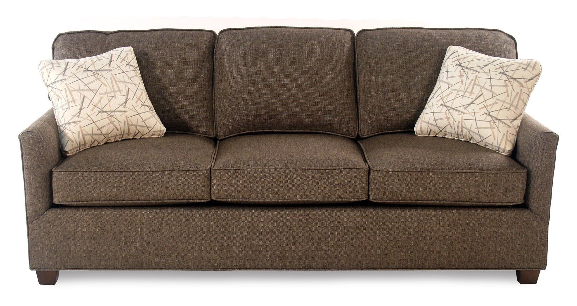 Hallagan Furniture Highland Park Sofa   Item Number: 44 ABT MR D3