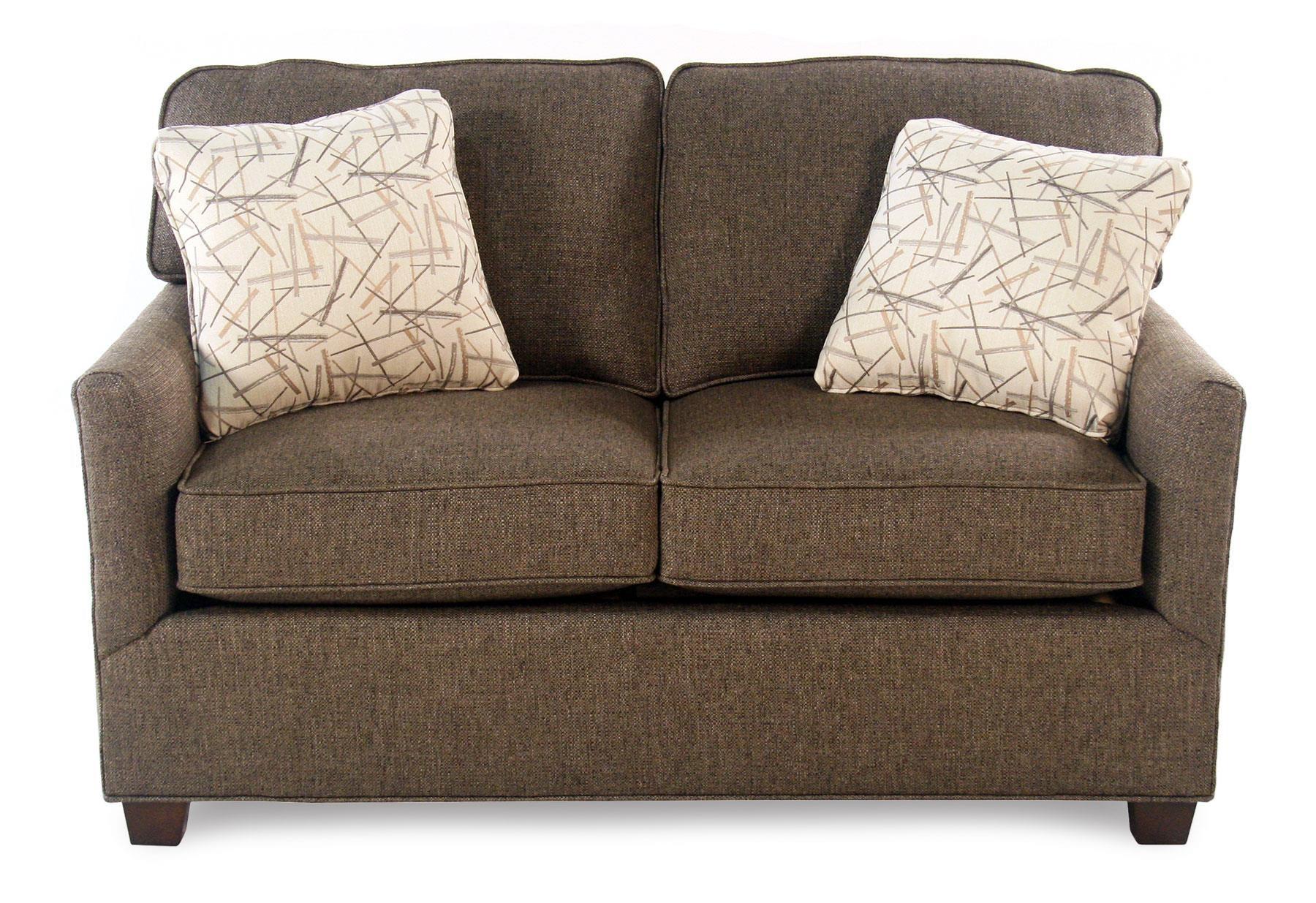 Hallagan Furniture Highland Park Loveseat   Item Number: 44 ABT MR LS