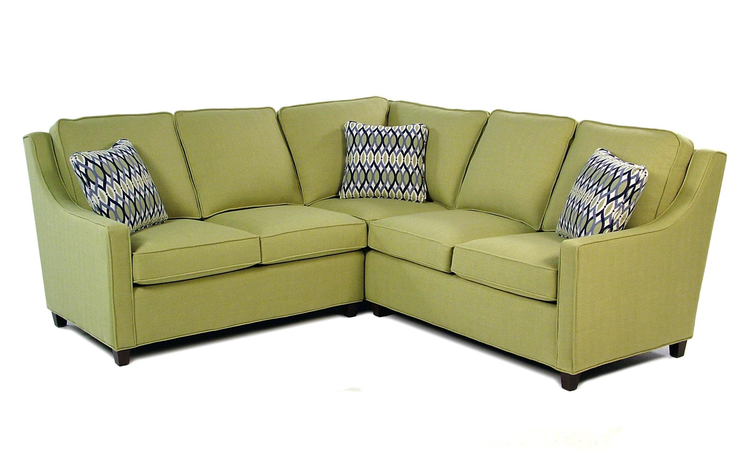Hallagan Furniture Highland Park 2-Piece Sectional - Item Number: 44ABS-LFLS+RFD