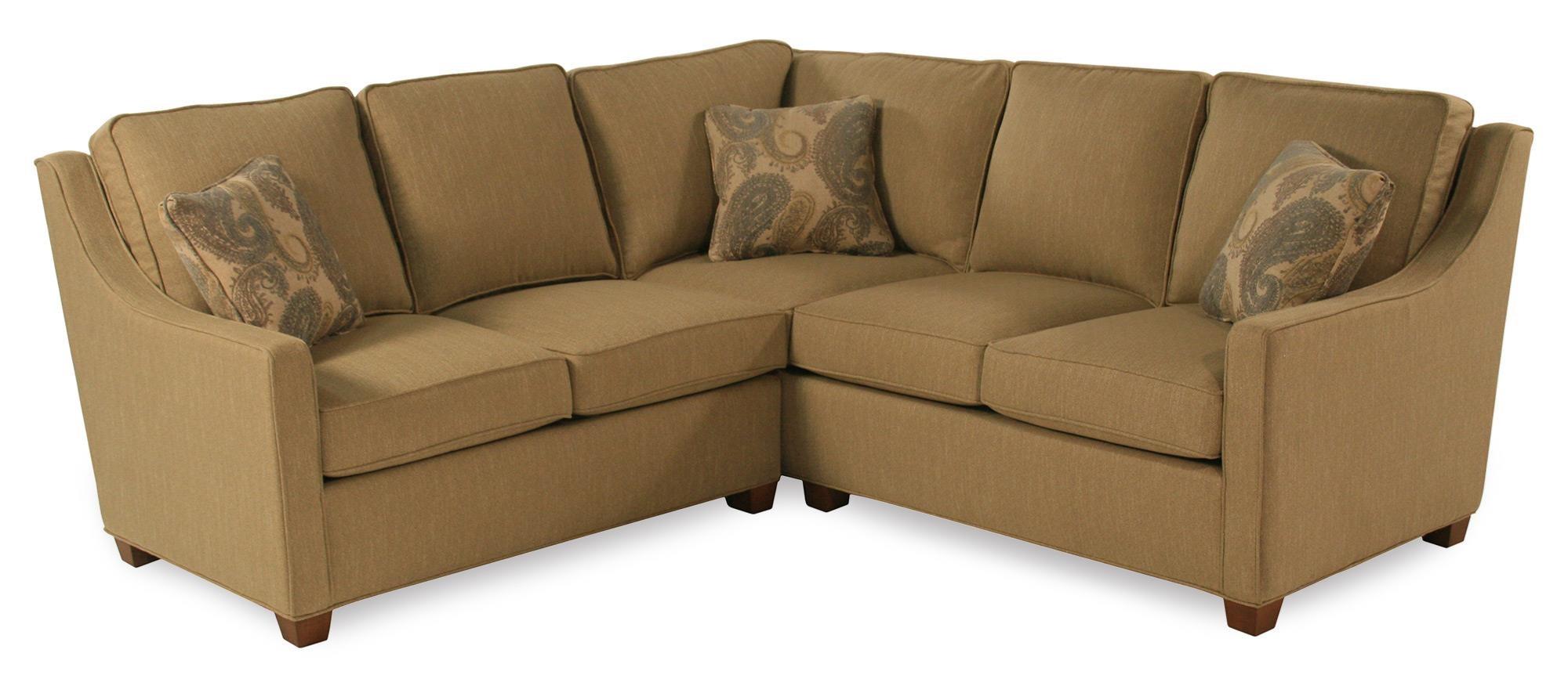 Perfect Hallagan Furniture Highland Park 2 Piece Sectional   Item Number: 44LBS RT