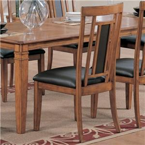 Hamilton Spill Cary 7 Piece Mission Style Dining Set