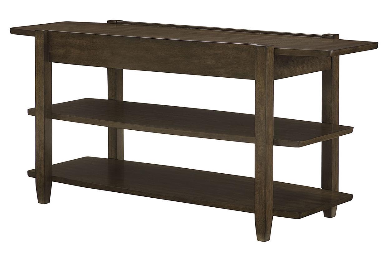 Hammary Alba Sofa Table - Item Number: 447-925