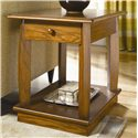 Morris Home Furnishings Ascend Drawer End Table - Item Number: T2083221-00