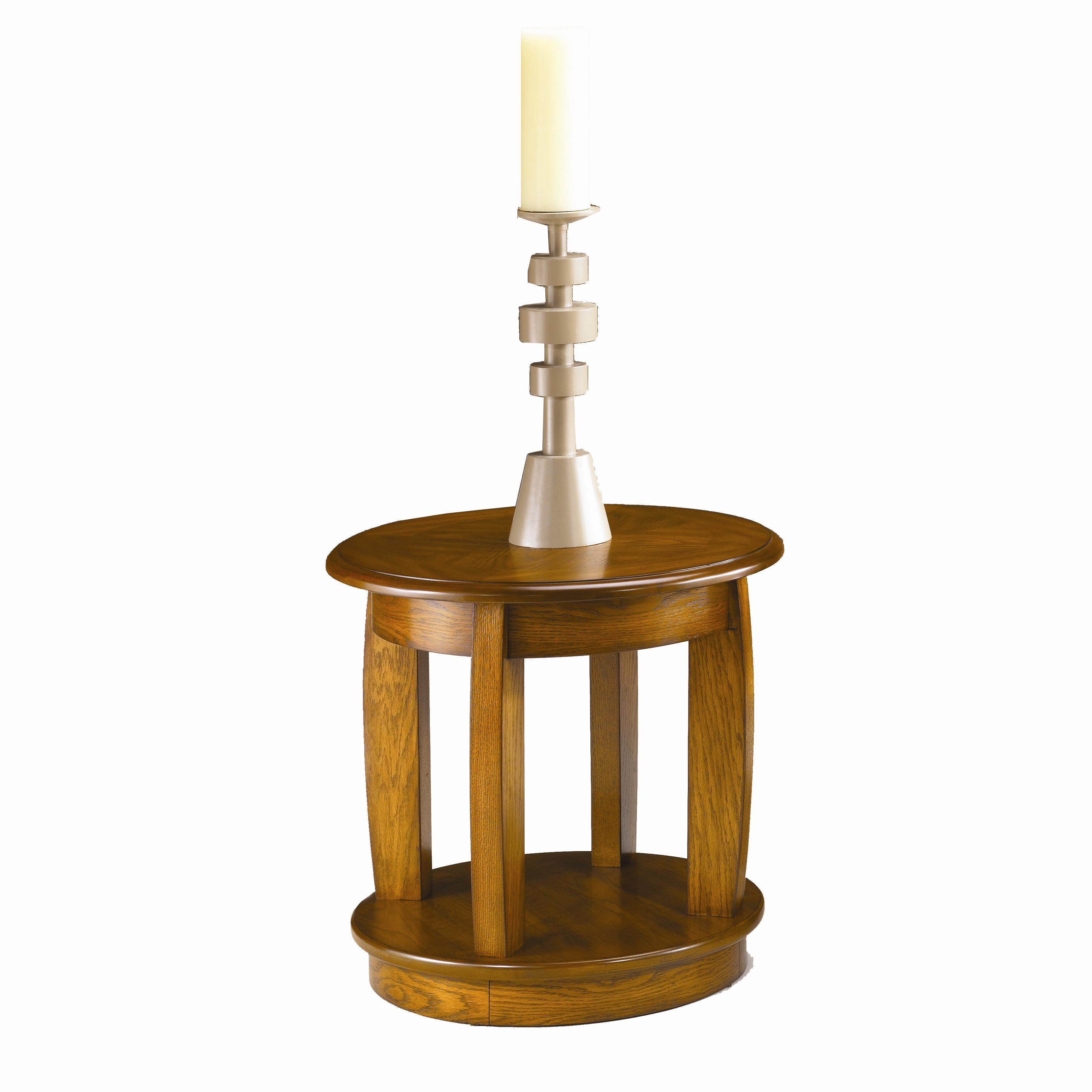 Hammary Ascend End Table - Item Number: T2083235-00
