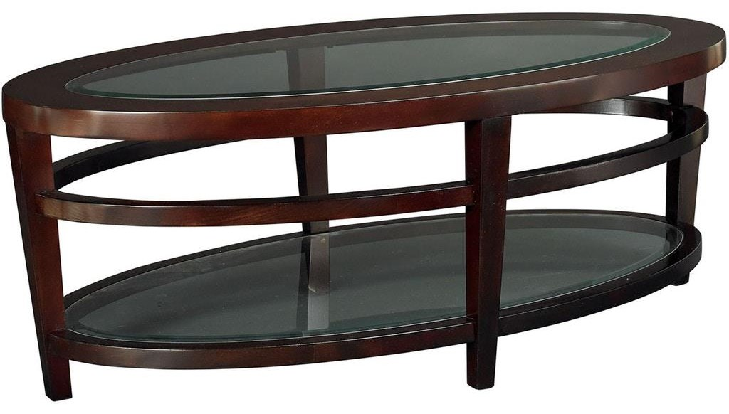 Atwell Atwell Cocktail Table by Hammary at Morris Home