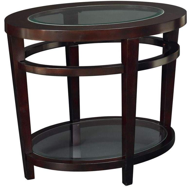 Atwell Atwell End Table by Hammary at Morris Home
