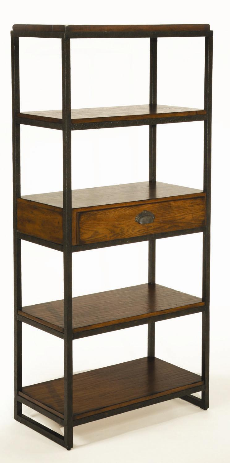 Baja Etagere by Hammary at Jordan's Home Furnishings