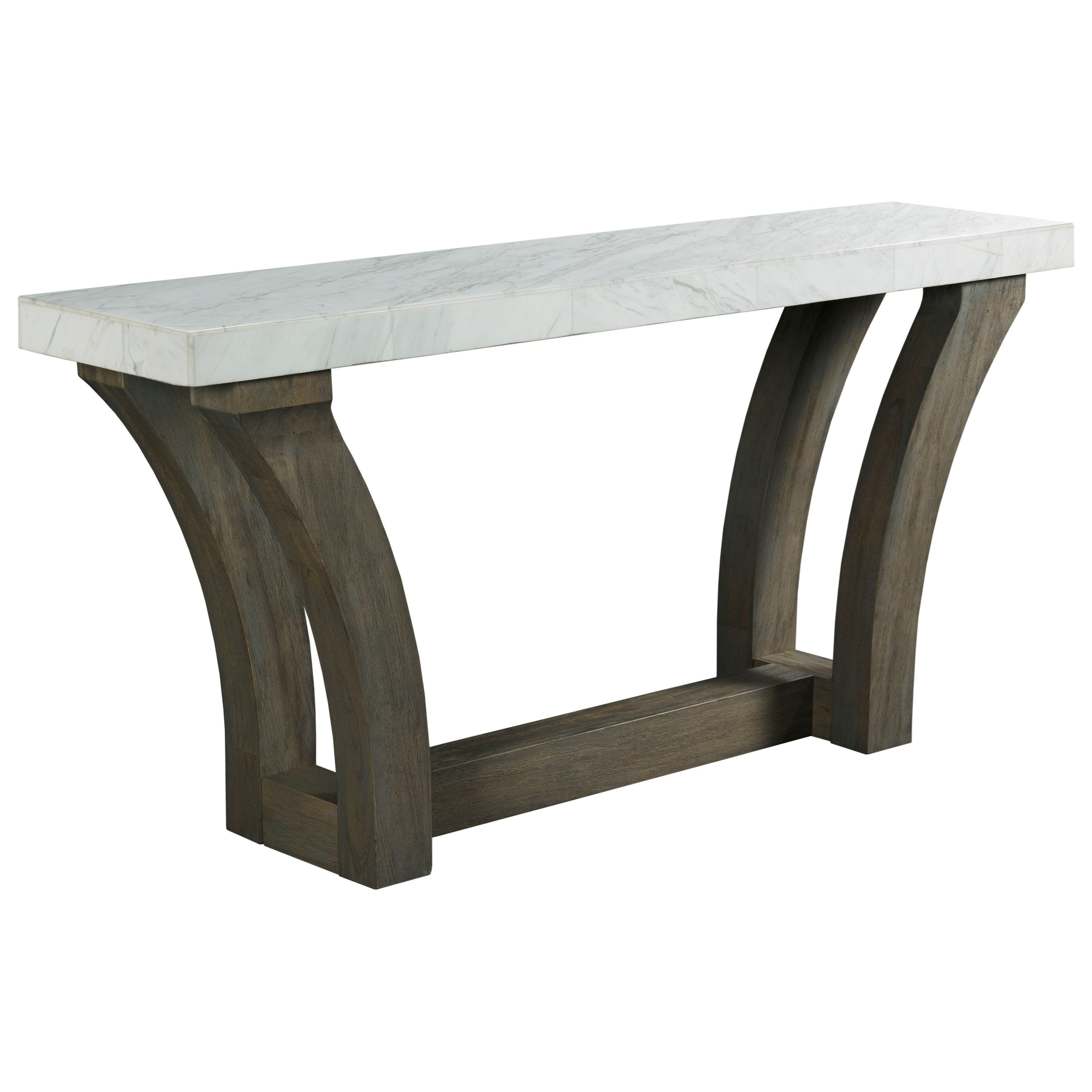 Beckham Console Table by Hammary at Jordan's Home Furnishings