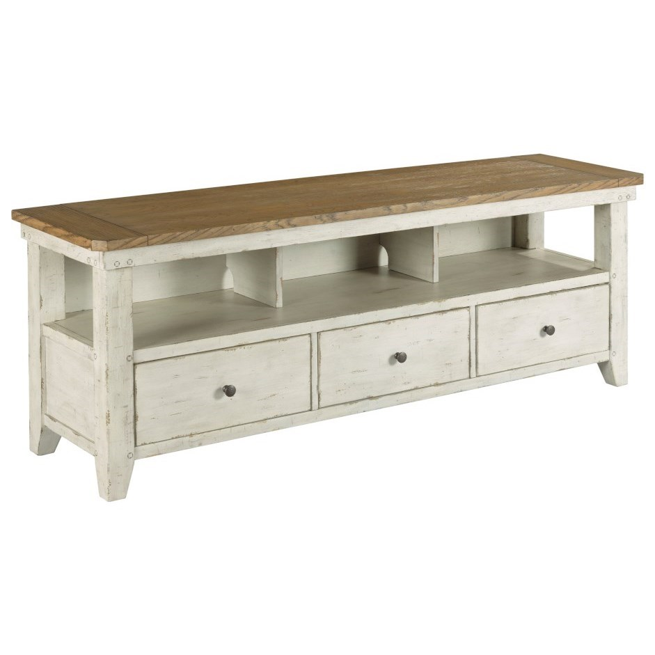 Chambers Entertainment Console by Hammary at Johnny Janosik