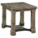 Hammary Cheyenne End Table - Item Number: 825-915