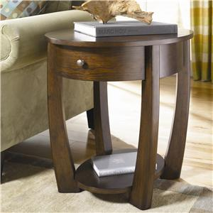 Hammary Concierge End Table