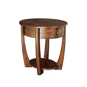 Hammary Concierge End Table