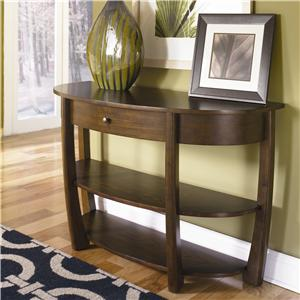 Morris Home Furnishings Concierge Sofa Table