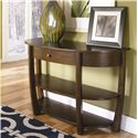 Hammary Concierge Sofa Table - Item Number: T3001889-00