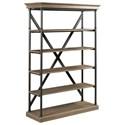 Hammary Darrington Bookcase - Item Number: 823-581