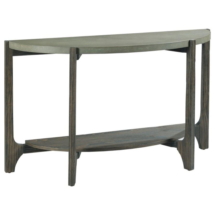 Delray Sofa Table by Hammary at Johnny Janosik