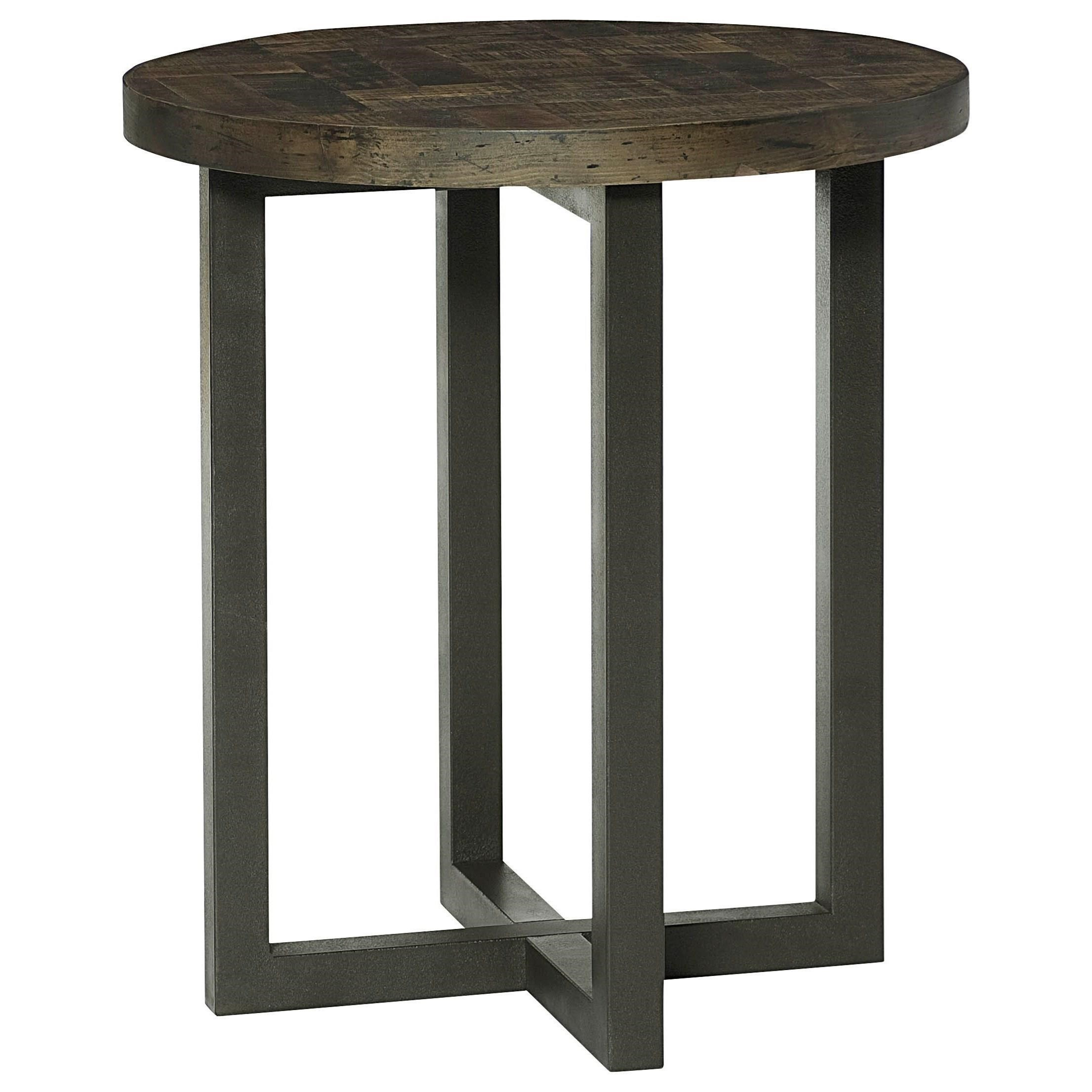 Hammary District Round Accent Table - Item Number: 440-916