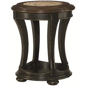 Hammary Dorset Round End Table