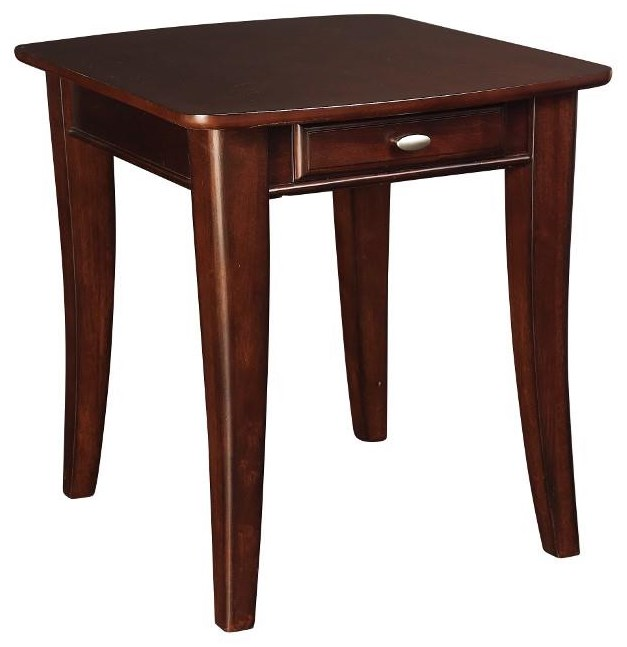 Hammary Enclave HAM End Table - Item Number: T2079221-00