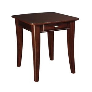 Hammary Enclave HAM End Table