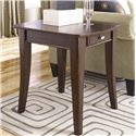 Hammary Enclave HAM Rectangular End Table