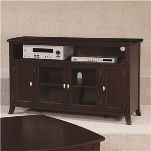 Morris Home Furnishings Enclave HAM Entertainment Console