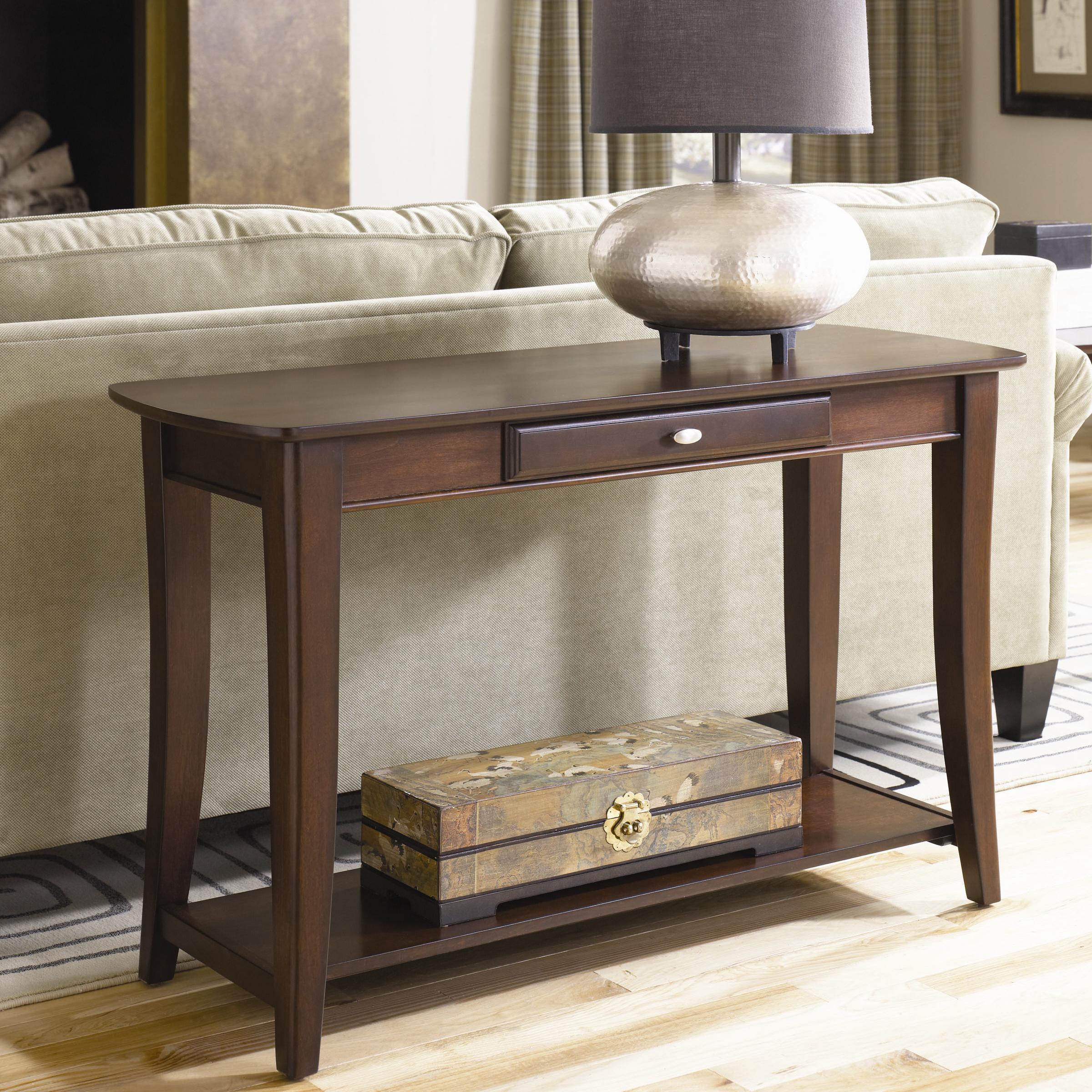 Hammary Enclave HAM Rectangular Sofa Table - Item Number: T2079289-00