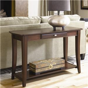 Morris Home Furnishings Enclave HAM Rectangular Sofa Table