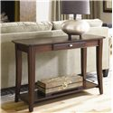 Hammary Enclave HAM Rectangular Sofa Table - Item Number: T2079289-00