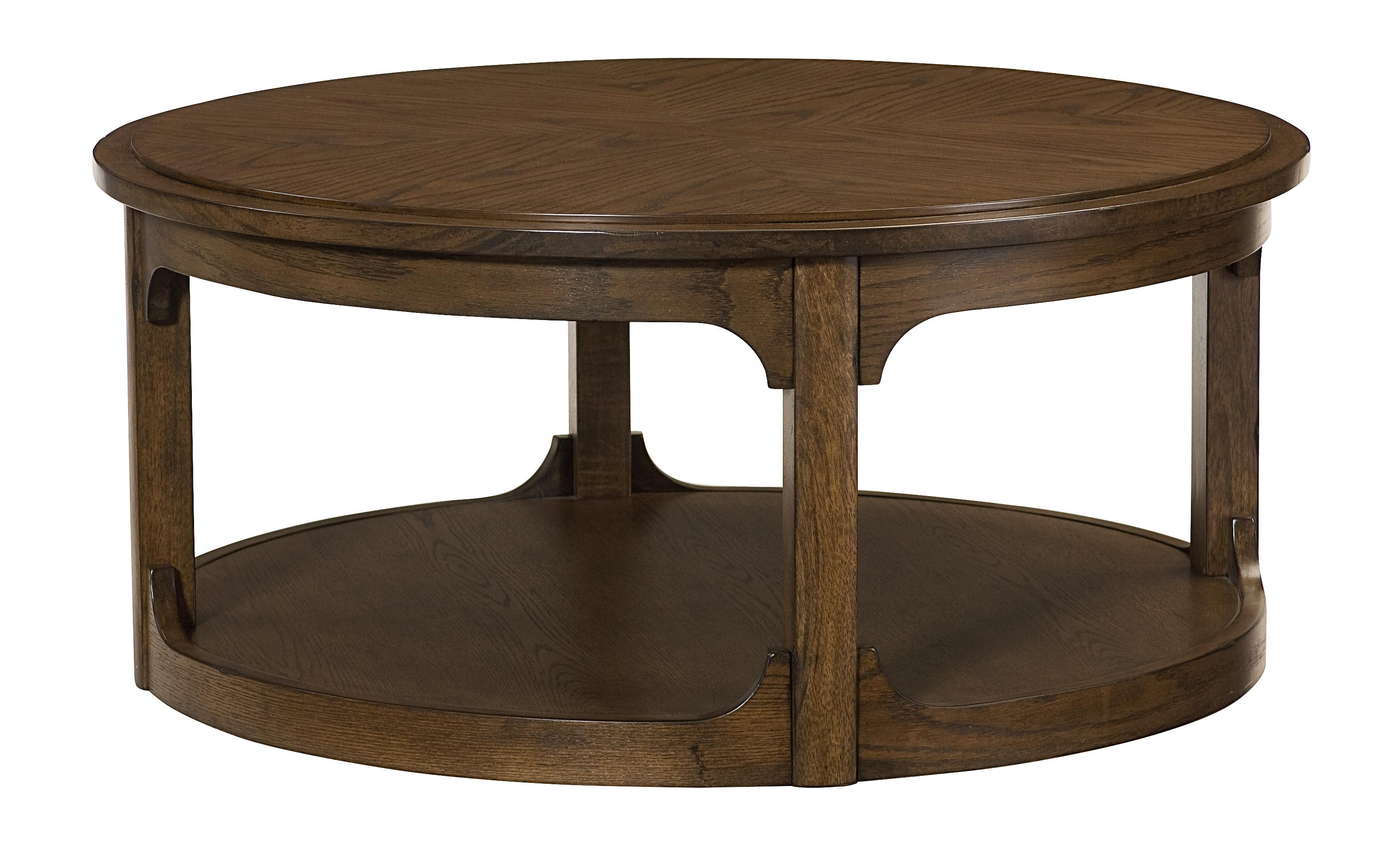 Hammary Facet Cocktail Table - Item Number: 438-911