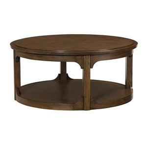 Hammary Facet Cocktail Table
