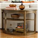 Hammary Facet Sofa Table - Item Number: 438-925
