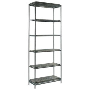 Bookcase Etagere with 5-Shelves