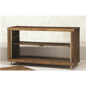 Hammary Flashback Sofa Table