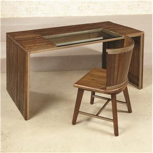 Morris Home Furnishings Flashback Parson Desk