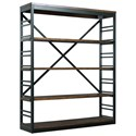 Hammary Franklin Stacking Bookcase - Item Number: 529-588