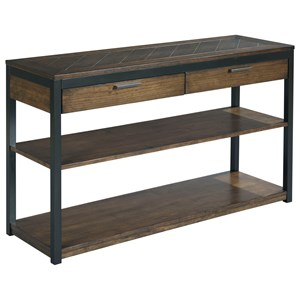 Hammary Franklin Sofa Table