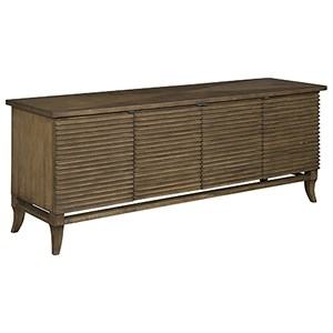 Morris Home Groovy Entertainment Console