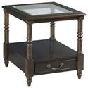 Hammary Hamilton Rectangular Drawer End Table - Item Number: 778-915