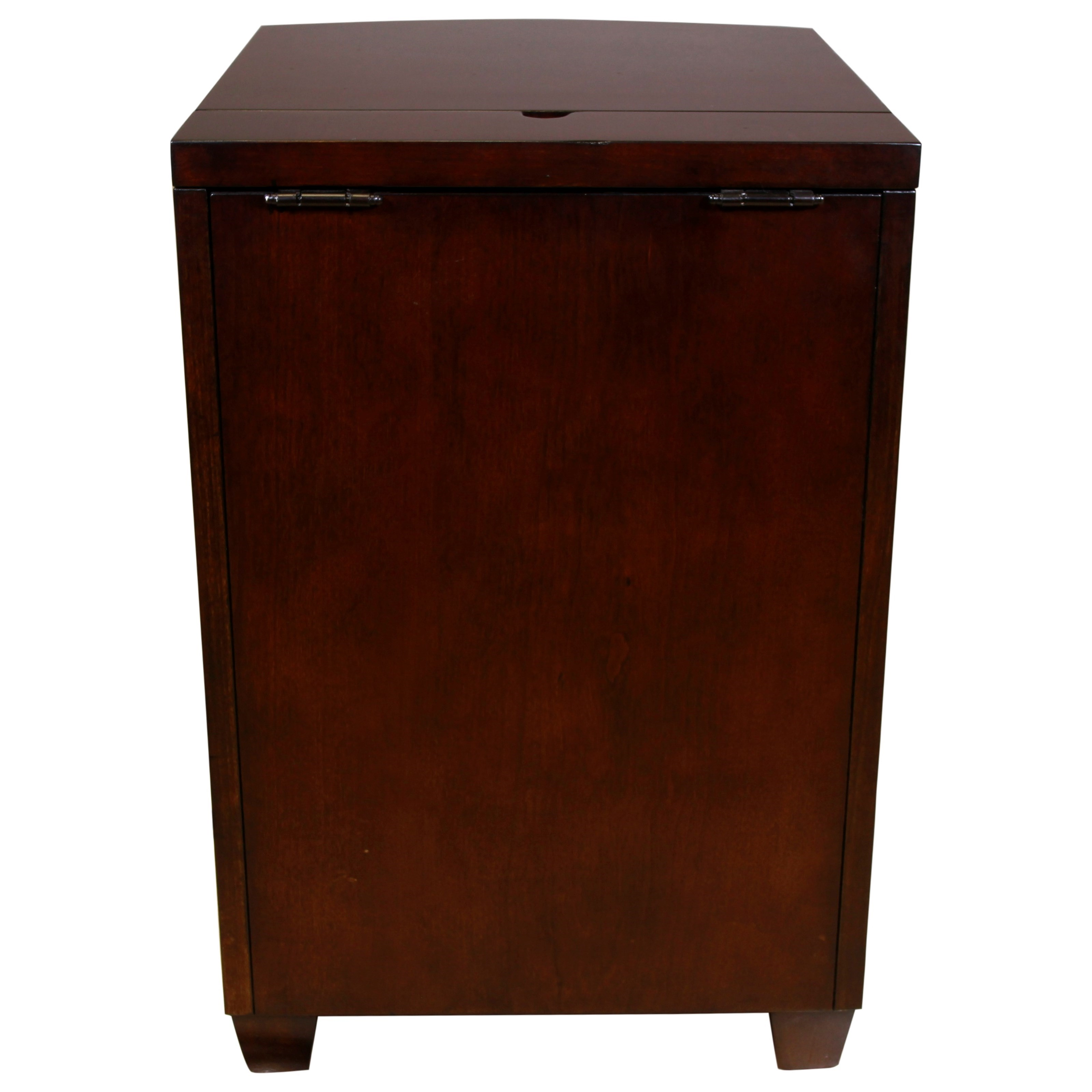 Hammary Chairsides Chairside Table Homeworld Furniture