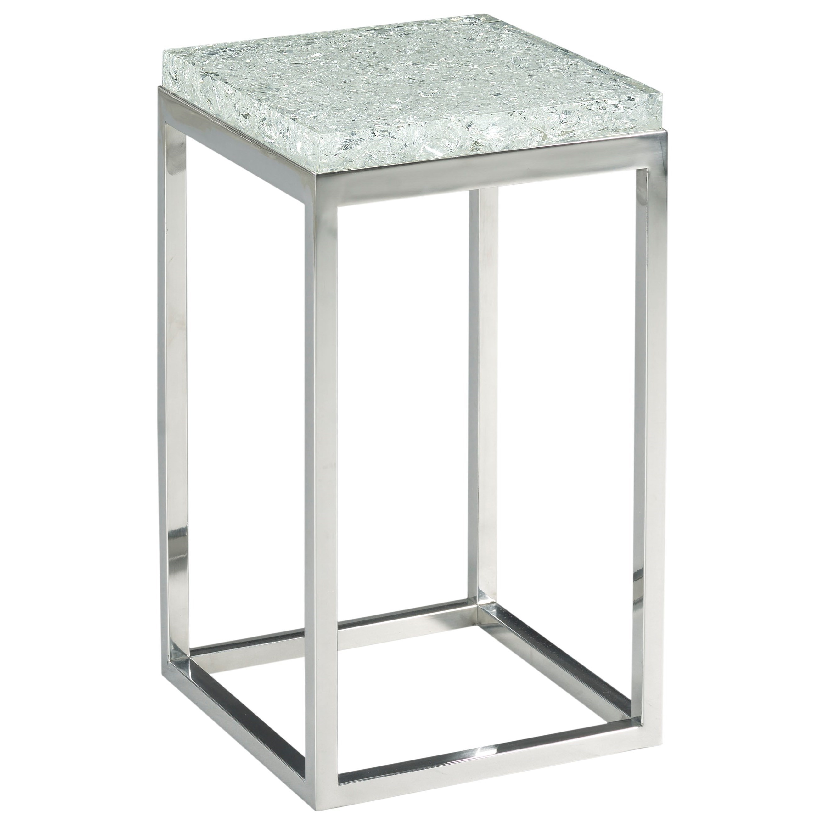 Hidden Treasures Lamp Table by Hammary at Stoney Creek Furniture