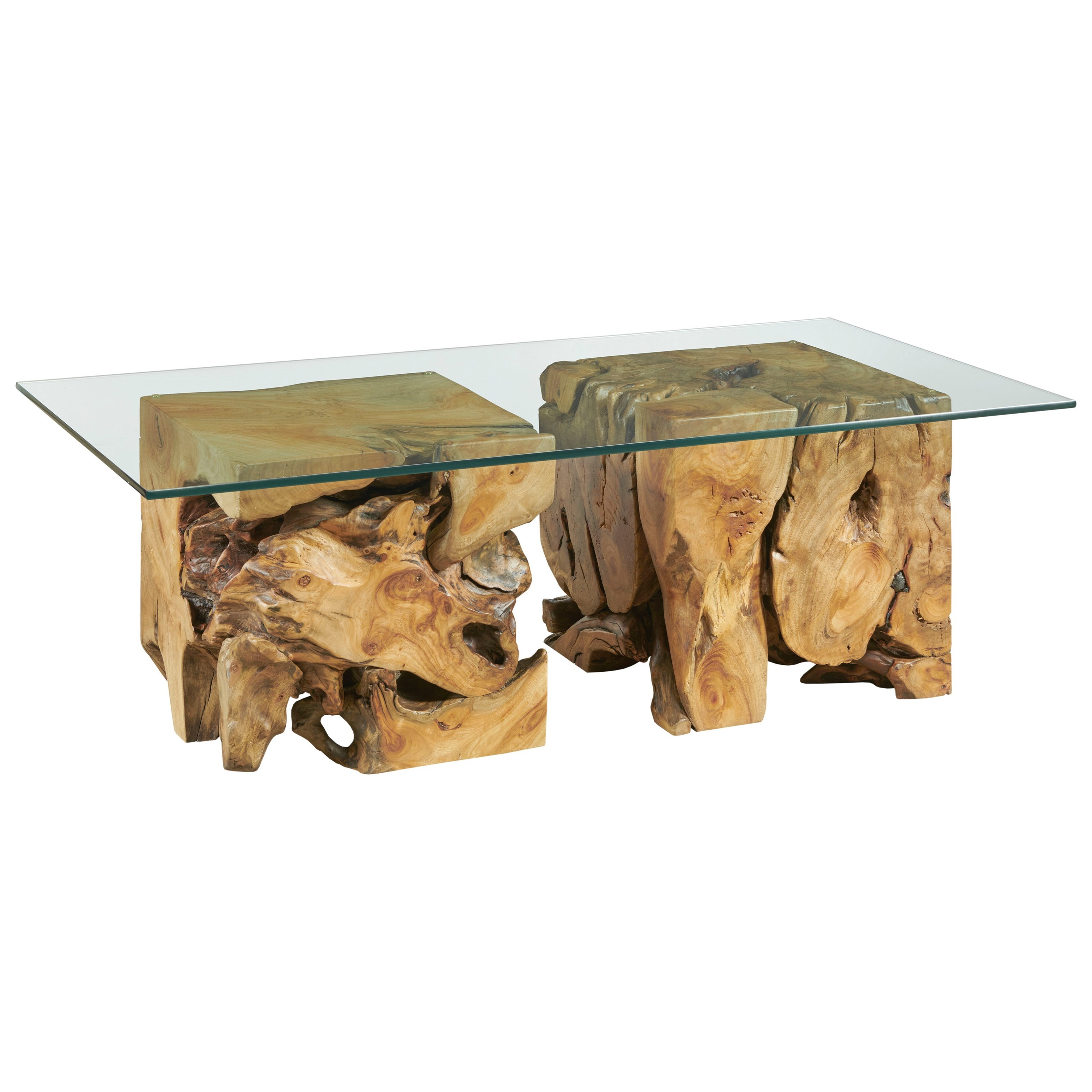 Hidden Treasures Cocktail Table by Hammary at Stoney Creek Furniture