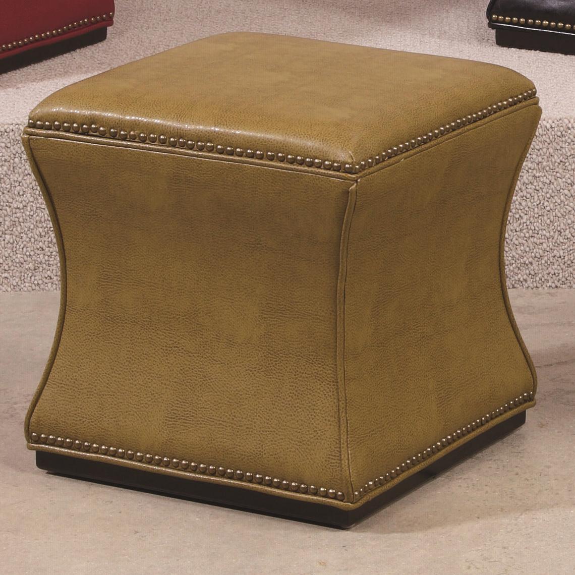 Hammary Hidden Treasures Green Storage Cube - Item Number: 090-427