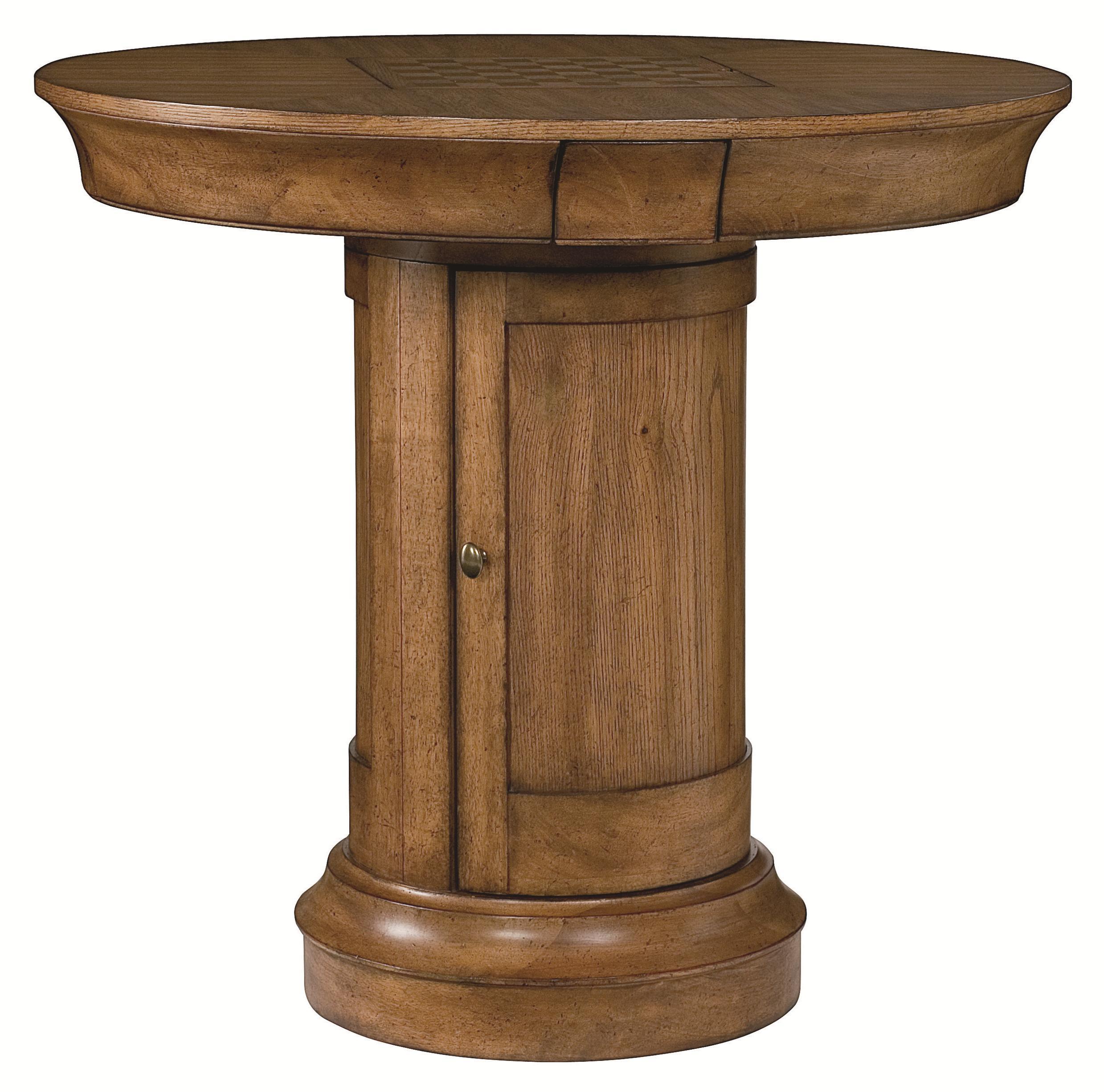 Hammary Hidden Treasures Oak Pub Table - Item Number: 090-454R